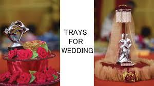 wedding tray wedding tray decorations k creations 14