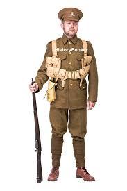 British Soldier Halloween Costume History Bunker British Army Polish Royal Navy