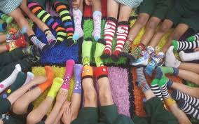 silly socks on preps oakleigh south primary school