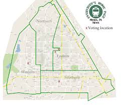 Baltimore City Council District Map May 21 Primary Day U2013 Please Vote Media Pa News
