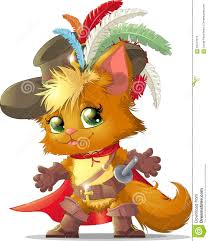 puss boots stock vector image 59477879