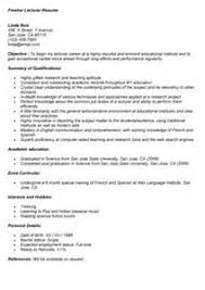 Resume For Lecturer In Engineering College Government Of Saskatchewan Resume Resume And Datastage And
