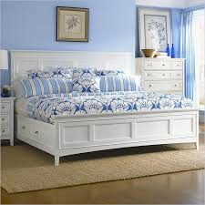 Mirror Bed Frame White Bedroom Furniture White Leather High Bed Frame White