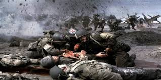 a trip to normandy and saving private ryan film inquiry