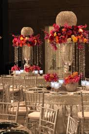 wedding flowers ideas luxury red and pink wedding flower