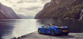 mclaren supercar interior mclaren 570s spider elegant interior and thrilling exterior