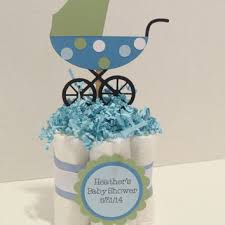 shop baby carriage cakes for a baby shower on wanelo