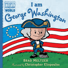 i am george washington by brad meltzer penguin books australia
