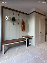 an other example of bench style seating a paul mudroom