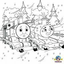 train coloring pages printable free thomas tank engine
