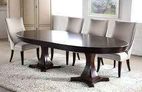 Black Oval Dining Room Table - oval dining tables ebay oval dining table uk u2013 sentimientosanimales