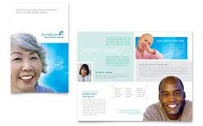 dentist brochures templates u0026 designs medical u0026 health care