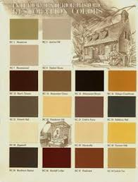 victorian color palette the french blue buff cream and