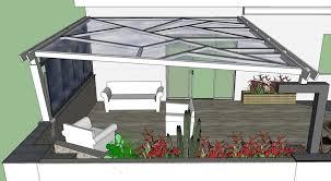 tettoia in ferro tettoia in ferro e policarbonato beppe liotta