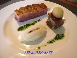 mousseline en cuisine magret de canard au miel mousseline de céleri rêveries culinaires