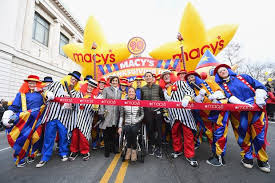 macy s thanksgiving day parade scores highest ratings in 13 years