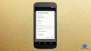 mobile hotspot for android how to set up mobile hotspot on android marshmallow