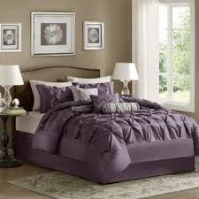 King Comforter Sets Bed Bath And Beyond Buy Purple Comforter Sets Cal King From Bed Bath U0026 Beyond