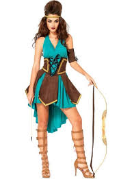 Party Womens Halloween Costumes Celtic Warrior Costume Party Love Tone