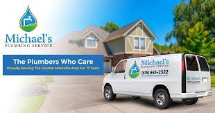 nashville plumber michael s plumbing service