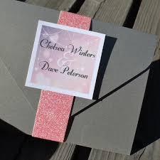 Pocket Wedding Invites 10 Affordable Rustic Valentine U0027s Day Wedding Invitations