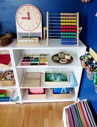 Montessori Bookshelves by Our Montessori Classroom Imagine Our Life
