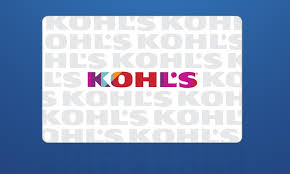 buy e gift cards kohl s egift cards kohl s groupon