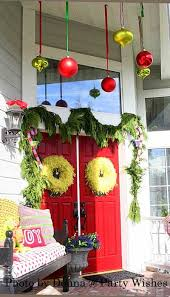 outside decorations and ideas to make your holidays bright