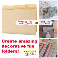 home design love blog love your files how to make decorative file folders