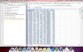 What Is A Spreadsheet Software Average Monthly Return For A Stock Using A Spreadsheet Youtube