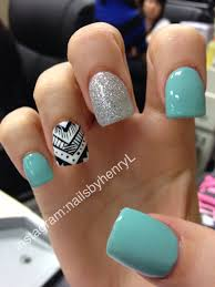 tribal u0026 sparkles please excuse my french manicure pinterest