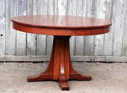 voorhees craftsman mission oak furniture vintage l u0026 j g