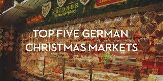 the best german markets in the world