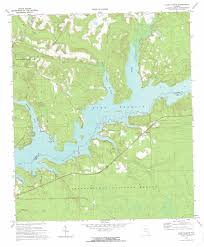 Usa River Map by Lake Talquin Topographic Map Fl Usgs Topo Quad 30084d5