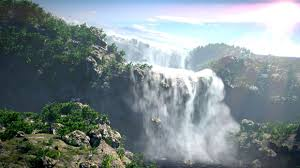 tutorial blender terrain creating breathtaking waterfalls tutorial