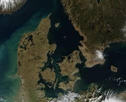 Map Of Denmark Map Of Denmark Satellite Map Worldofmaps Net Online Maps And