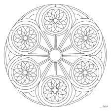 beautiful mandala coloring pages free mandala coloring pages to print free mandala coloring pages