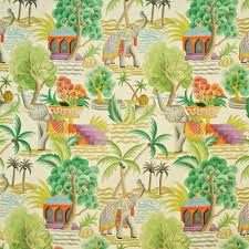 House Wallpaper Designs Passage To India Fabric Clarence House Textiles Fabric