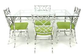 bamboo dining room table here are bamboo dining table and chairs decor remarkable design