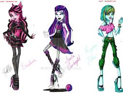 monster fashions 4 rsac3 deviantart