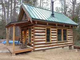 How To Build A Cottage House Download Build A Small Cabin Zijiapin