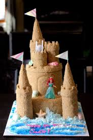 sand castle cakes recipes you u0027ll love on pinterest castle cakes