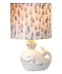 whale u0026 raindrop table lamp zulily