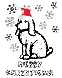 free christmas coloring page free clip art from vintage holiday crafts blog archive free