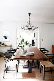 Dining Room Tables Seattle Best 25 Black Dining Tables Ideas On Pinterest Black Dining