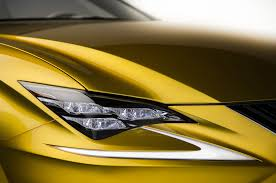 lexus headlight wallpaper lexus lf c2 concept hits l a likely previews rc convertible