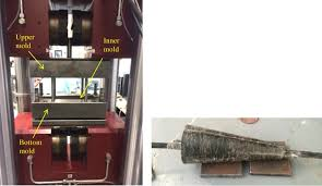 a novel anchor method for multitendon frp cable manufacturing and
