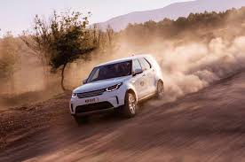 racing land rover land rover offers new travel adventures featuring discovery suv