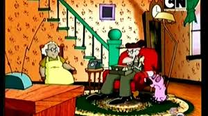 courage the cowardly dog courage the cowardly dog shirley the medium in telugu video