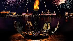 When Darkness Turns To Light It Ends Tonight Illuminations Reflections Of Earth Walt Disney World Resort
